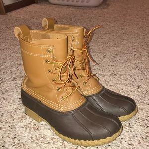 Authentic L.L. Bean boots